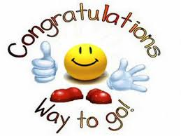 Image result for congratulations team